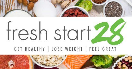 fresh start weight loss program